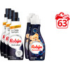 Robijn Perfect Match Black Velvet waspakket - 5 stuks
