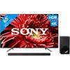 Sony KD-65XG8505 + Soundbar