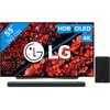 LG OLED55C9PLA + Soundbar