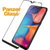 PanzerGlass Case Friendly Samsung Galaxy A20e Screenprotector Glas Zwart