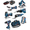Bosch Toolkit Accu 0615990K1D