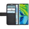 Azuri Wallet Magnet Xiaomi Note 10 / Note 10 Pro Abdeckung Schwarz