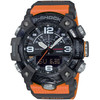 <p>As the name suggests, the Casio G-Shock Mudmaster GG-B100-1A9ER can take a beating. The extra sturdy casing protects against shocks and vibrations. Feel free to jump into the water with it. With ATM certification 20, the hybrid watch is resistant to water up to 30 meters and the corresponding water pressure. The G-Shock Mudmaster has an integrated compass, so you can always use this to find your way back. A sensor measures the ambient temperature and shows it on the small display. No matter if it's -10 or +60 degrees Celsius. Additionally, the Mudmaster keeps track of your steps and you can read this on your phone by connecting the watch via Bluetooth. With a watch case of 55 millimeters wide, it's fair to say this watch is robust. We recommend this size for a wrist circumference of at least 18 centimeters.</p>