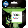 HP 300XL Combo Pack Tri-color (HPCC644E)