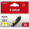 Canon CLI-551XL Cartridge Yellow