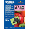 Brother Premium Plus Photo paper 20 sheets A3 (260 gr / m2)