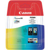 Canon PG-540/CL-541 Cartridges Combo Pack
