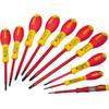 Stanley FatMax VDE 10-piece screwdriver set