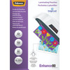 Fellowes Laminating Sheets Enhance 80mic A4 (100 units)