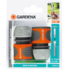 """Gardena Set Hose pieces 13 mm (1/2 """")"""