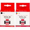 Pixeljet 301 4 Couleurs pour imprimantes HP (CR340EE)