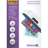 Fellowes Laminator covers Enhance Mat 80 mic A4 (100 Pieces)
