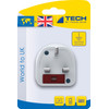 Travel Blue World Adapter - UK