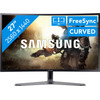 <p>The Samsung LC27HG70QQUXEN is a 27-inch curved gaming monitor for true gaming fanatics. The curved screen produces a panoramic effect, giving you an intense, more immersive gaming experience. The FreeSync technology synchronizes the monitor with your AMD video card, so you won't have any issues with tearing and stuttering. The 144Hz refresh rate ensures smoother images in fast-paced situations like in Battlefield 1 or Overwatch. This monitor displays vivid colors in your games, thanks to its 100% coverage of the sRGB color spectrum. Are you a gaming fanatic who spends hours on end playing games? Pivot, tilt, and rotate the height-adjustable LC27HG70QQUXEN to align it completely with your posture.<br><br> <Strong>Note:</Strong> For QHD gaming, you need a powerful video card, such as an NVIDIA GeForce RTX GPU or AMD Radeon RX 5000 series GPU, or an Xbox One X or S.</p>