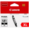 2x Canon CLI-581XL Cartridge Black