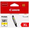 Canon CLI-581XL Patrone Gelb