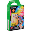 Fujifilm Instax Colorfilm Mini Rainbow (10 stuks)
