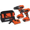 Powerplus Dual Power POWDP1550 Combi Set