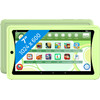 <p>The Kurio Tab Lite Green offers a safe way for children to get started on a tablet. The Kurio Genius parental controls allow you to keep track of everything your children do on the tablet and they also make it easy to set time limits. You can select which apps can and can't be used for each individual profile, and on top of that, Kurio Genius filters out any sites that aren't suitable for children. This way, you can control what your children see on their tablet. A sturdy cover with thick edges is included with the Tab Lite by default, which means that the tablet won't break immediately when it's dropped. At 7 inches, the Kurio tablet is quite compact and easy to bring along.</p>