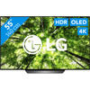 <p>View realistic images with a powerful contrast with the LG OLED55B8PLA. The pixels of this OLED television can light up individually or become entirely dark. This makes black images truly black. View your favorite HDR images and watch the most subtle color or black shades come to life. Thanks to the Dolby Vision, HDR10, and HLG support, your TV will know what to do with nearly every HDR format. If you connect the TV with the internet, you'll gain access to useful smart functions. The WebOs operating system provides a clear menu that combines connected sources and apps such as YouTube. Grab the included Magic Remote and point at the screen. This way, you can quickly switch between your favorite types of entertainment.</p>