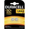 Duracell Specialty LR44 Alkaline button cell battery 1.5V 2pcs