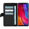 Azuri Wallet Magneet Xiaomi Mi 8 Book Case Zwart