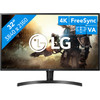 <p>The LG 32UK550 is a 32-inch 4K monitor with FreeSync. The monitor offers support for hardware calibration, so you can accurately set color profiles like DCI-P3. That means you can not only use this screen for gaming, but for photo and video editing as well. Thanks to FreeSync and a 4ms response time, you can game quickly without any stuttering or tearing. It has 2 integrated speakers, so you can listen to your music without headphones or external speakers. </p>