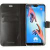 Valenta Booklet Gel Skin Huawei P20 Book Case Black