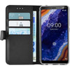 Azuri Wallet Magnet Nokia 9 PureView Book Case Black