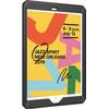 Just in Case Heavy Duty Apple iPad (2020)/(2019) Back Cover Zwart