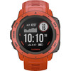 <p>The Garmin Instinct is a robust watch suitable for any adventure or profession. The watch is resistant to large temperature differences and is shockproof. In addition, the Instinct is water-resistant up to 100 meters. That means you can safely swim or dive with it. This smartwatch can measure your heart rate, steps, and sleep, among other things. The watch is also equipped with a GPS sensor. You can upload your own routes and the Instinct will show you the way. Did you get get lost? The watch remembers the route that you took, so that you come home the same way. You can easily connect the Instinct to your smartphone and receive notifications of messages and calls on your wrist.</p>  <p><small>Note: you will not receive a home charger. Do you want to charge the watch via the power outlet? Then order a home charger.</small></p>