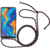 StilGut Huawei P30 Lite Back Cover met Koord Transparant