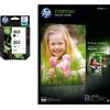 HP 303 Cartridges Combo Pack + 100 vellen A4 fotopapier