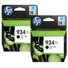 HP 934XL Cartridges Zwart Duo Pack