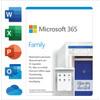 Microsoft 365 Family Subscription 1 Year EN
