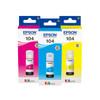 Epson 104 Inktflesjes Combo Pack