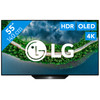 <p> With the LG OLED55B9S, you can enjoy a lifelike image quality. This television has an OLED screen. This means that each pixel gives individual light. You'll be able to view images with deep black levels and a strong contrast. The 4K resolution ensures that you won't miss any details on your screen, such as grains of sand or insects. Together with the wide color gamut of the 10-bit panel, this ensures detailed and realistic images. Thanks to the 100Hz refresh rate, fast movements appear smoothly. This is useful for sports competitions or fast action movies. When you connect the TV to the internet via WiFi, you get access to the clearly displayed WebOS smart platform. This allows you to easily stream movies and series via Netflix or quickly start watching videos on YouTube. </p>