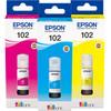Epson 102 Ink Bottles Combo Pack
