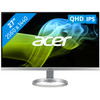<p>The Acer R270Usmipx is a QHD monitor for daily use. On this 27-inch screen, you're able to work with multiple windows at the same time. You can open multiple Excel sheets side by side, for example. Photos, movies, and series look razor-sharp even if you're close to the screen, thanks to the QHD resolution. This is useful for movie fans or amateur photo editors. The IPS panel and local dimming contribute to a good color representation of the screen. Thanks to the relatively high brightness of 350 nits, the screen is clearly visible in brightly lit spaces. Want to play the occasional game on this screen? FreeSync and the 1ms response time reduce lags.</p>
