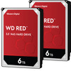 WD Red WD60EFAX 6TB Duo Pack - RAID 0 of 1