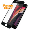 PanzerGlass Fall freundlich Apple iPhone SE 2/8/7/6 / 6s Displayschutzglas