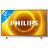 <p> The Philips 24PFS5525 is a compact TV, suitable for use in small spaces. The television is only 57 centimeters wide and 36 centimeters high. This makes the TV easy to fit into your kitchen or study room, for example. The Full HD resolution allows you to view detailed, sharp images. This TV has no smart functions, but thanks to the integrated media player, you can play your own movies and videos. You can do this by connecting a USB flash drive or hard drive to the USB input of the television. </p>