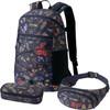 Dakine WNDR Pack Botanics PET 18L+ School Case + Hip Pack