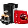 Philips Senseo Quadrante HD7865/60 Zwart + 72 koffiepads