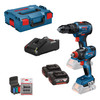 Bosch Toolkit Combiset GSB 18V-55 + GDX 18V-200