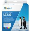 G & G LC-123 Patrone Schwarz