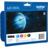 Brother LC-1280XLVALBP 4-Kleuren Pack XL