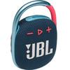 JBL CLIP 4 Blauw/koraal