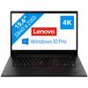 Lenovo Thinkpad X1 Extreme G3 - 20TK000AMB AZERTY
