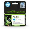 HP 951XL Cartridge Cyaan